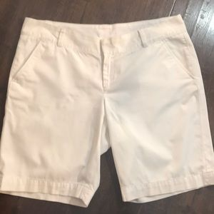 Lilly Pulitzer Resort White Chipper Shorts